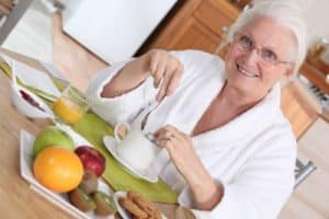fruta para alzheimer